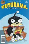 Cover Thumbnail for Bongo Comics Presents Futurama Comics (2000 series) #31 [Newsstand]