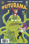 Cover Thumbnail for Bongo Comics Presents Futurama Comics (2000 series) #2 [Newsstand Edition]