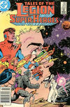 Cover for Tales of the Legion of Super-Heroes (DC, 1984 series) #325 [Canadian]