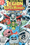 Cover for Tales of the Legion of Super-Heroes (DC, 1984 series) #327 [Canadian]