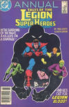 Cover Thumbnail for Tales of the Legion of Super-Heroes Annual (1986 series) #4 [Canadian]