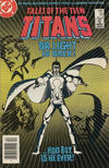 Cover for Tales of the Teen Titans (DC, 1984 series) #49 [Canadian Newsstand]