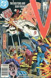 Cover for V (DC, 1985 series) #3 [Canadian]