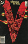 Cover for V (DC, 1985 series) #4 [Canadian]