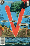 Cover for V (DC, 1985 series) #5 [Canadian]