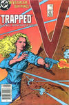 Cover for V (DC, 1985 series) #7 [Canadian]