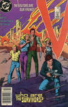 Cover for V (DC, 1985 series) #9 [Canadian]