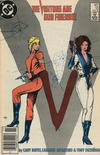 Cover for V (DC, 1985 series) #10 [Canadian]