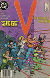 Cover for V (DC, 1985 series) #12 [Canadian]