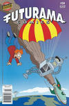 Cover Thumbnail for Bongo Comics Presents Futurama Comics (2000 series) #24 [Newsstand Edition]
