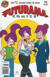 Cover Thumbnail for Bongo Comics Presents Futurama Comics (2000 series) #26 [Newsstand Edition]