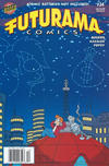 Cover Thumbnail for Bongo Comics Presents Futurama Comics (2000 series) #34 [Newsstand Edition]