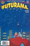 Cover Thumbnail for Bongo Comics Presents Futurama Comics (2000 series) #34 [Newsstand]