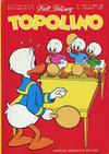Cover for Topolino (Arnoldo Mondadori Editore, 1949 series) #1031
