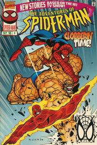 Cover Thumbnail for The Adventures of the X-Men / The Adventures of Spider-Man (Marvel, 1996 series) #6