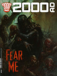 Cover Thumbnail for 2000 AD (Rebellion, 2001 series) #2029