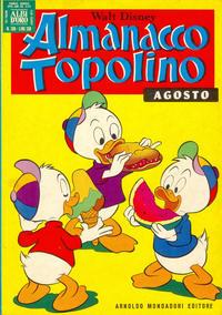 Cover Thumbnail for Almanacco Topolino (Arnoldo Mondadori Editore, 1957 series) #200