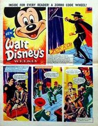 Cover Thumbnail for Walt Disney's Weekly (Disney/Holding, 1959 series) #v1#4