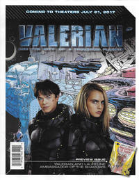 Cover Thumbnail for Valerian and the City of a Thousand Planets (Cinebook, 2016 ? series)