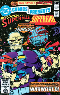 Cover Thumbnail for DC Comics Presents (DC, 1978 series) #28 [Direct Sales]