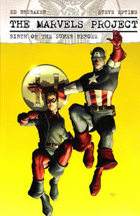 Cover Thumbnail for The Marvels Project: Birth of the Super Heroes (Marvel, 2011 series)