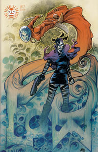 Cover for Low (Image, 2014 series) #17 [Cover A]