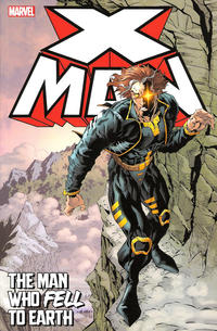 Cover Thumbnail for X-Man: The Man Who Fell to Earth (Marvel, 2012 series)