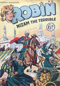 Cover Thumbnail for Robin (L. Miller & Son, 1952 ? series) #51