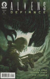 Cover Thumbnail for Aliens: Defiance (Dark Horse, 2016 series) #1 [Massimo Carnevale Cover]