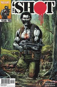 Cover Thumbnail for Bloodshot Reborn (Valiant Entertainment, 2015 series) #15 [Cover E - Darick Robertson]