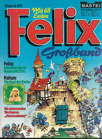 Cover Thumbnail for Felix-Grossband (Bastei Verlag, 1973 series) #65