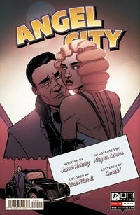 Cover Thumbnail for Angel City (Oni Press, 2016 series) #4