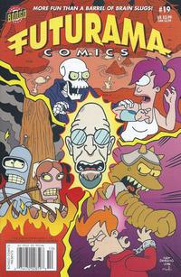 Cover for Bongo Comics Presents Futurama Comics (Bongo, 2000 series) #19