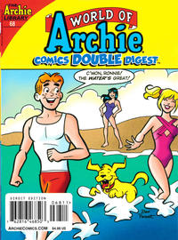 Cover Thumbnail for World of Archie Double Digest (Archie, 2010 series) #68