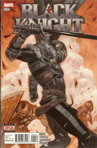 Cover Thumbnail for Black Knight (Marvel, 2016 series) #4