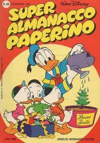Cover Thumbnail for Super Almanacco Paperino (Arnoldo Mondadori Editore, 1980 series) #18