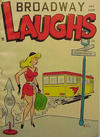 Cover for Broadway Laughs (Prize, 1950 series) #v12#7