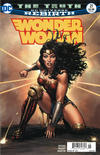 Cover for Wonder Woman (DC, 2016 series) #21 [Newsstand]