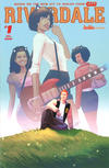Cover for Riverdale (Archie, 2017 series) #1 [Cover F - Ron Salas]