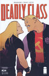Cover for Deadly Class (Image, 2014 series) #24