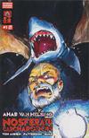 Cover for Ahab Van Helsing vs Nosferatu Carcharodon (Saturday Morning Entertainment, 2016 series) #1