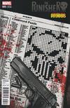 Cover for The Punisher (Marvel, 2016 series) #5 [Incentive David Aja Defenders Variant (Punisher)]