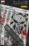 Cover Thumbnail for The Punisher (2016 series) #5 [Incentive David Aja Defenders Variant (Punisher)]
