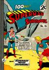 Cover for Superman Supacomic (K. G. Murray, 1959 series) #16