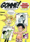 Cover for Gomme! (Glénat, 1981 series) #3