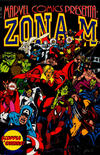 Cover for Marvel Comics Presenta: Zona M (Play Press, 1993 series) #3