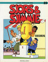 Cover for Sjors en Sjimmie (Big Balloon, 1990 series) #23 - Records