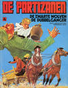 Cover for De Partizanen (Oberon, 1980 series) #4 - De zwarte wolven/De dubbelganger