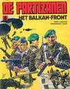 Cover for De Partizanen (Oberon, 1980 series) #6 - Het Balkan-front