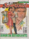 Cover for El Libro Semanal (Novedades, 1960 ? series) #2717